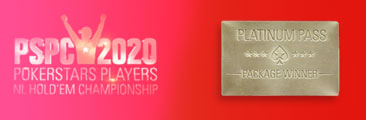 Анонс PSPC 2020 на ПокерСтарс, а также розыгрыш новых Platinum Pass